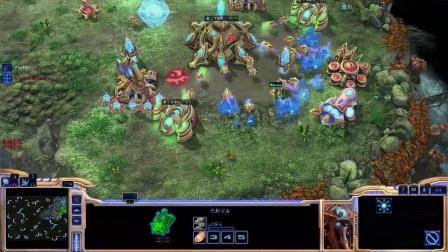 【新之助X节操X猥琐】StarCraftⅡ星际争霸II:模拟大师#诸神黄昏