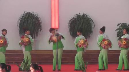 2013年睢宁县沙集教会圣诞节演出舞蹈--一生一世爱着你
