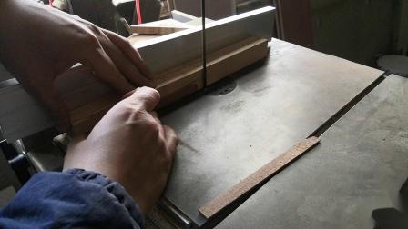 如何切3mm以下的薄木片