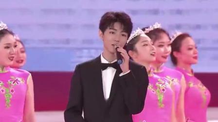 雷佳×王俊凯合作演唱歌曲《祝你生日快乐》现场版。