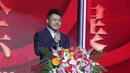 全国短视频(直播)电商春晚,在世界最大的蒙古包式剧院---哈萨尔大剧院举行,通辽发布开鲁县.摄影:彭福森