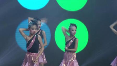 《慢热女孩》花纹baby舞蹈艺术培训中心