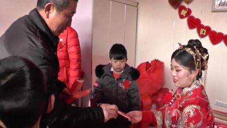 赵子辰高清婚礼视频