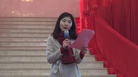 模特《汴河绣》 表演 红玫瑰艺术团
