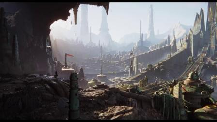 【游民星空】Unity特效短片《The Heretic》