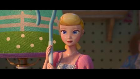 【游民星空】《玩具总动员4》番外短片《Lamp Life》预告
