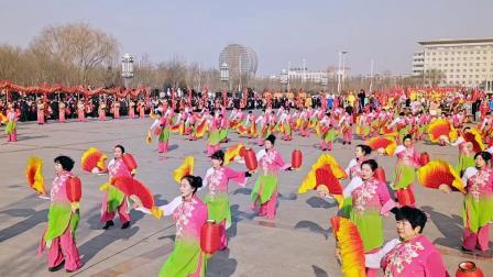 平罗县2020年迎新春社火展演崇岗镇社火队大赛荣获三等奖:拍摄张福忠。