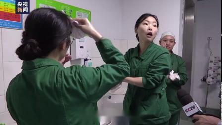 【】2019年12月29日,武汉金银潭医院收治第一例新型冠状病毒感染肺炎患者,战斗已经持续了26天。这些身在一线的白衣英雄,在隔离病房里总是...