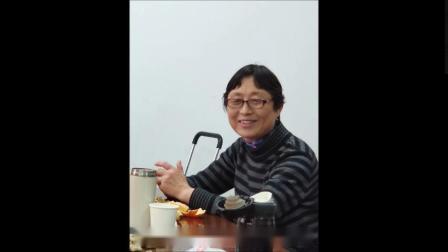 <华威太极拳队>茶话会