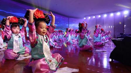 奇台县晨蕾文化艺术培训学校 2020少儿春晚 阳光下的红蓓蕾花絮