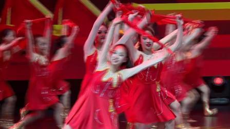 2020云南少儿春晚 红河州金平县丫丫舞蹈培训中心《阳光下成长的红领巾》