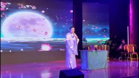 """《嫦娥奔月》张维武在唱响""""龙虎天下绝""""——2020新春音乐会上演奏"""