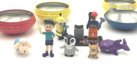 马口铁盒奇趣蛋玩具惊喜