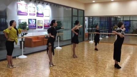 沈阳舞蹈培训学校拉丁舞民族舞芭蕾舞古典舞爵士舞街舞摩登舞铁西沈辽路万达百货校区成人拉丁舞课堂