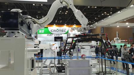 coreCon控制注塑用机器人