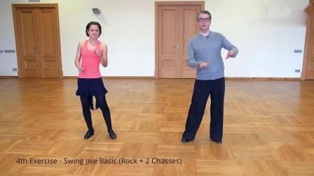 牛仔舞教学视频