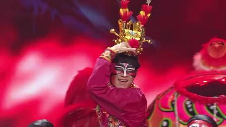 """传统社火与流行街舞激情碰撞,这场舞蹈大联欢""""滋味""""十足"""