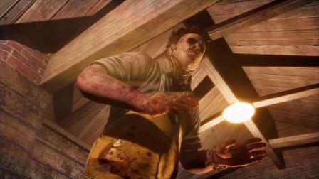 恐怖游戏《Leatherface》实况淡定解说:会跳舞的屠夫