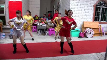 舞蹈《一晃就老了》