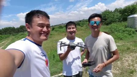 八桂之家航拍广西贵港桂平城市宣传片航拍花絮视频