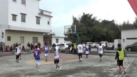 金山村2020年首届篮球友谊赛 B