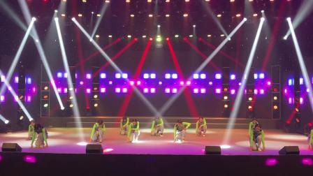 红燕子舞蹈~揭阳广播电视台少儿春节联欢晚会红燕子艺术培训中心专场 hiphop《X》