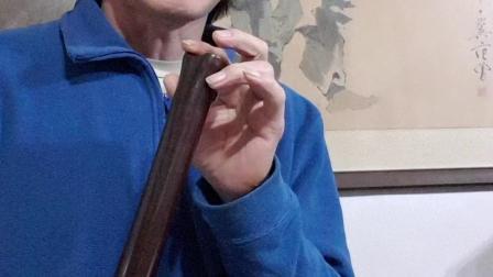 文松簫教學~唐口簫(唐尺八)與松口簫的風門氣息