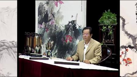 中国画技法入门300例写意花卉综合卷 国画树石组合技法