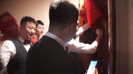 2019年6月28日 东东婚礼 接亲部分