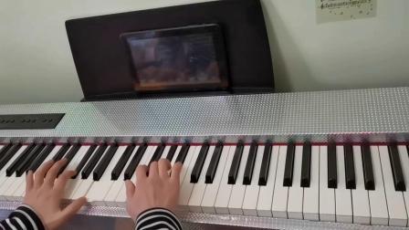 起风了-钢琴独奏