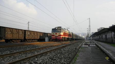 鸣笛通过 2020 1 19 K1062(哈尔滨 重庆)通过重庆南站 SS7C