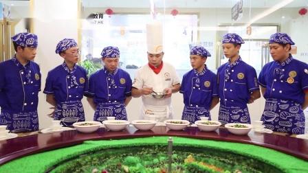 重庆新东方烹饪学院-中餐专业实操课