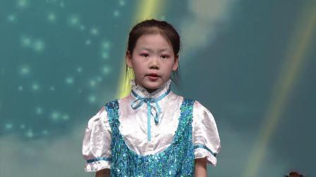 磐石市杨蕾口才培训学校语言类《妈妈我想你了》