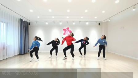 在家就能学会的爵士舞基本功组合。【me too】