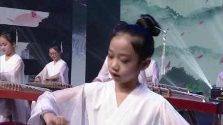 27辉南县双馨古筝艺术培训中心古筝重奏《渔舟唱晚》