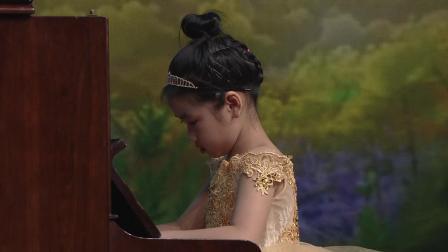 19东方青麦公众演说钢琴《女巫之舞》