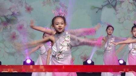 55临江育才舞蹈艺术学校中国舞《桃花笑》
