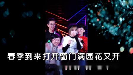 周艳泓--暖春--女歌手--国语--LIVE--大陆--原版伴奏--高清--1--2