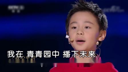 蔡国庆&蔡轩正--诫子书(经典咏流传)--男歌手--国语--LIVE--大陆--原版伴奏--高清--1--2
