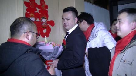 钟诚魏家馨结婚庆典