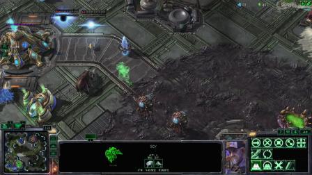 【新之助X小AX猥琐】StarCraftⅡ星际争霸II:模拟大师#人虫神