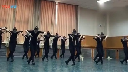 蒙古族舞蹈胸背训练组合《鸿雁》