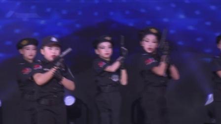 艺术之星-中国少儿艺术春晚《小特警和风筝误》甜美文化艺术培训中心