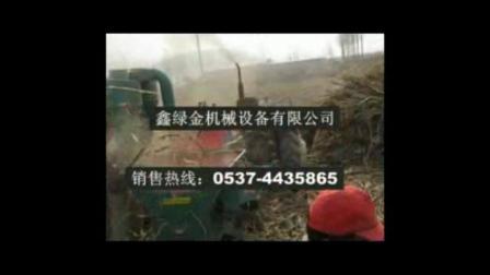 新疆专用!大型养殖草料粉碎机厂家
