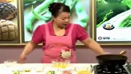 美食烹饪教程 玉米火腿炒蛋的做法