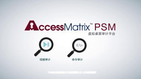 安讯奔AccessMatrix PSM虚拟桌面审计平台