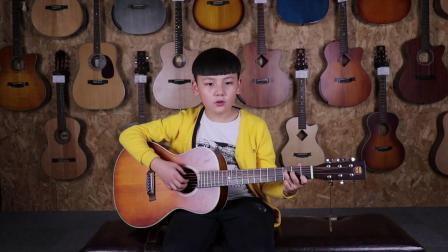 匠音乐学员 陈依凡 吉他翻弹 《希望》
