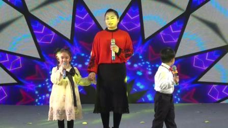 2020年英才幼儿园庆元旦文艺汇演 歌曲:成都