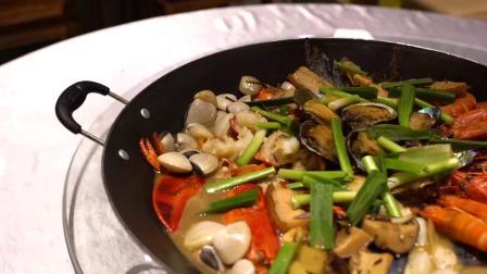 一人一口:春节对美食的所有期待,这盘至正海鲜一品煲绝对满足你