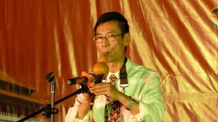 葫芦丝独奏--月光下的凤尾竹:表演者--吴佩林